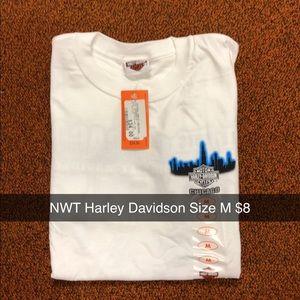 Harley Davidson T-shirt medium NWT